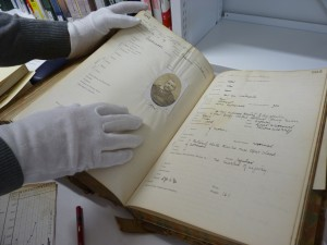 The 50 volumes of case books for Stirling District Asylum covering the years 1869-1918 contain thousands of stories.
