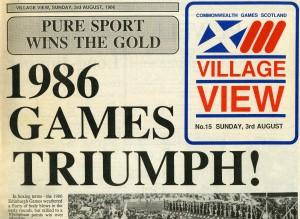 Village View 3rd August 1986