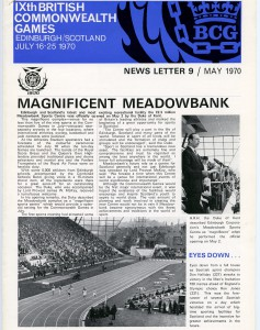 Newsletter 9, May 1970