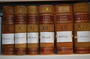 Stirling District Asylum Case Books