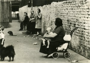Still from Housing Problems (1935). (Ref. Grierson Photo 41)