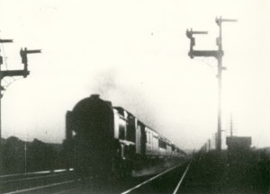 A scene from Night Mail (ref. Grierson Archive, G Photo 55)