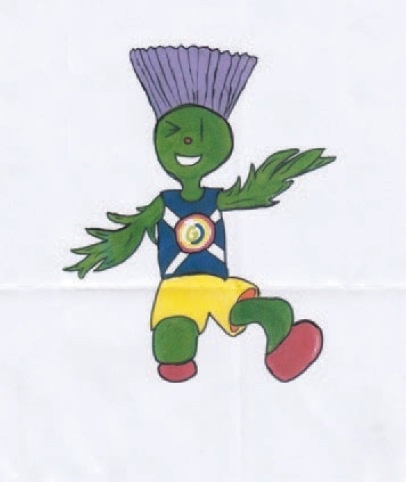 Copy of original Clyde design by Beth Gilmour